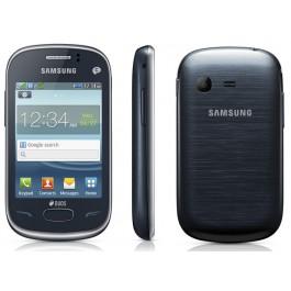 SMARTPHONE SAMSUNG GALAXY DUOS GT S3802 TITANIUM DUAL SIM REFURBISHED **SPEDIZIONE GRATIS***