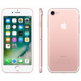 SMARTPHONE APPLE IPHONE 7 32 GB 4G LTE CHIP A10 TOUCH ID IOS 10 12 MP REFURBISHED PINK GOLD