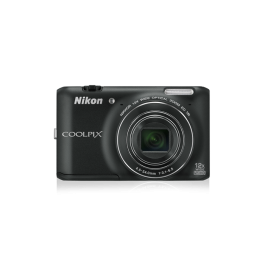 FOTOCAMERA NIKON COOLPIX S6400 COMPATTA 16 MP ZOOM 12X DISPLAY LCD TOUCHSCREEN 3
