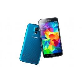 SMARTPHONE SAMSUNG GALAXY S5 SM G900F 16 GB 4G LTE WIFI 16 MPX QUAD CORE SUPER AMOLED REFURBISHED BLU