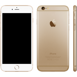 IPHONE 6 APPLE 16 Gb 4G LTE CHIP A8 TOUCH ID IOS 8 8 Mpx FOCUS PIXEL REFURBISHED GRADO A++ GOLD