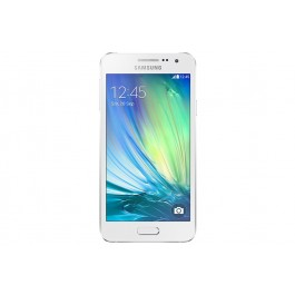 SMARTPHONE SAMSUNG GALAXY A3 SM A300F QUAD CORE SUPER AMOLED 4G LTE 16 GB 8 MP WIFI ANDROID REFURBISHED BIANCO