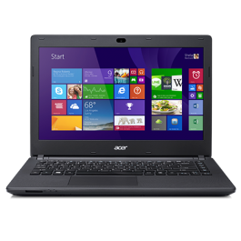 NOTEBOOK ACER ASPIRE E 14 ES1 411 C3W3 INTEL CELERON N2840 2 GB DDR3 L 500 GB HDD 14
