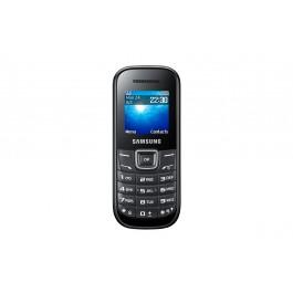 TELEFONO CELLULARE GSM SAMSUNG GT E1200 SMS T9 MOBILE TRACKER REFURBISHED NERO