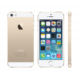 SMARTPHONE APPLE iPhone 5S 32GB Touch ID LTE iOS 8 Wi-Fi FOTOCAMERA 8 MPX REFURBISHED GRADO A++ GOLD