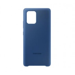 GALAXY S10 LITE SILICONE COVER PER CELLULARE EF-PG770TLEGEU REFURBISHED BLUE