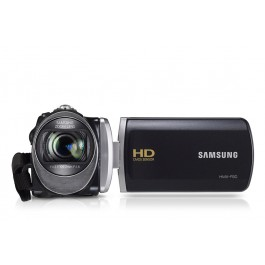 VIDEOCAMERA SAMSUNG HMX F90BP 5 MP ZOOM OTTICO 52x ZOOM DIGITALE 130x DISPLAY 2,7