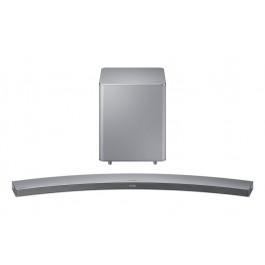 SOUNDBAR CURVA SAMSUNG HW H7501 321 W 8.1 CANALI 4 MODALITA' DI SUONO 3D VIDEO PASS BLUETOOTH USB REFURBISHED SILVER