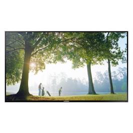 TV 55'' SAMSUNG UE55H6400 LED SERIE 6 FULL HD 3D SMART WIFI 400 HZ HDMI USB SCART REFURBISHED SENZA BASE CON STAFFA A MURO
