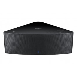 DIFFUSORE WIRELESS AUDIO MULTIROOM M7 SAMSUNG WAM750 2 CANALI BLUETOOTH NFC DOLBY DIGITAL USB HOST REFURBISHED NERO