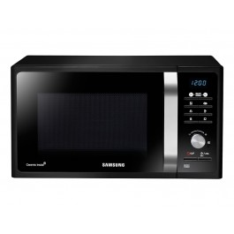 FORNO MICROONDE SAMSUNG MS23F301TAK / MG23F301TCK 23 L 6 LIVELLI DI POTENZA DISPLAY LED REFURBISHED NERO