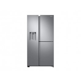 FRIGORIFERO SAMSUNG SIDE BY SIDE RS68N8671SL 3 PORTE SERIE 8000 INOX 604 L NO FROST PREMIUM DISPENSER ACQUA E GHIACCIO REFURBISHED CLASSE A++