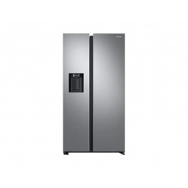 FRIGORIFERO SAMSUNG SIDE BY SIDE RS6GN8321SL / RS68N8221S9 RS8000 INOX 617 L NO FROST DIGITAL INVERTER DISPENSER ACQUA E GHIACCIO REFURBISHED CLASSE A++