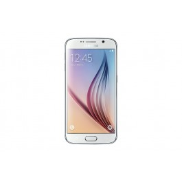 SMARTPHONE SAMSUNG GALAXY S6 SM G920F 32GB OCTA CORE 4G LTE SUPER AMOLED QUAD HD 16 MP REFURBISHED WHITE PEARL