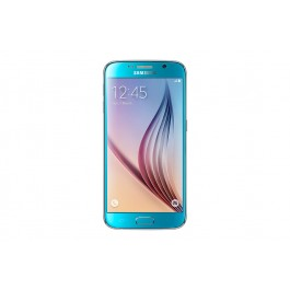 SMARTPHONE SAMSUNG GALAXY S6 SM G920F 32GB OCTA CORE 4G LTE SUPER AMOLED QUAD HD 16 MP REFURBISHED BLUE TOPAZ