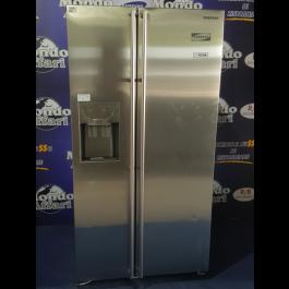 FRIGORIFERO SAMSUNG SIDE BY SIDE RS7568BHCSR / RS7567THCSL INOX 532 L NO FROST DISPENSER DISPLAY LED LIBERA INSTALLAZIONE REFURBISHED CLASSE A++