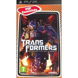 VIDEOGAME - GIOCO SONY PSP / PLAY STATION PORTATILE TRANSFORMERS LA VENDETTA DEL CADUTO REFURBISHED GENERE AZIONE AVVENTURA