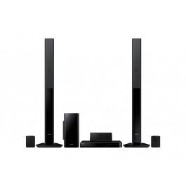 HOME THEATRE SAMSUNG HT J5530 5.1 CANALI 1000 W WIFI FM 3D BLU RAY USB RECORDING HDMI BLUETOOTH REFURBISHED NERO