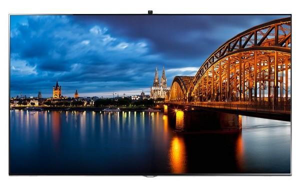 TV 46'' SAMSUNG UE46F8000 LED SERIE 8 FULL HD 3D SMART WIFI 1000 HZ USB HDMI SCART REFURBISHED SENZA BASE CON STAFFA A MURO