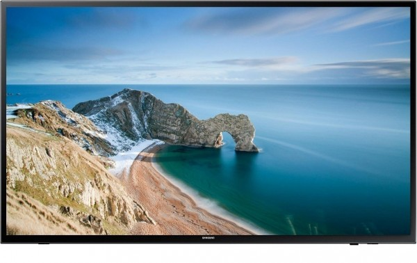 "TV 48"" SAMSUNG UE48JU6000 LED 4K UHD SMART 800 PQI WIFI HDMI USB REFURBISHED SENZA BASE CON STAFFA A MURO"