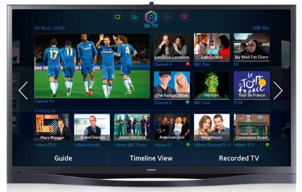"""TV 51"""" SAMSUNG PS51F8500 PLASMA SERIE 8 FULL HD 3D SMART WIFI 600 HZ HDMI USB REFURBISHED SCART"""