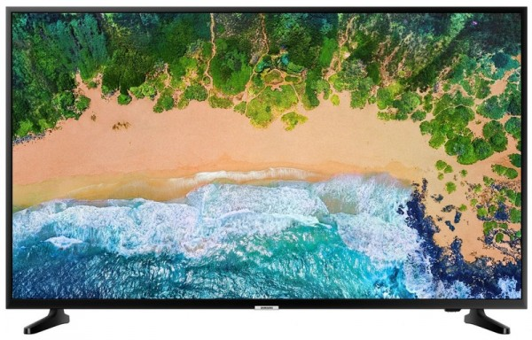 """TV 55"""" SAMSUNG UE55NU7090 / UE55NU7093 LED SERIE 7 4K ULTRA HD SMART WIFI 1300 PQI USB HDMI 24 MESI GARANZIA UFFICIALE SAMSUNG"""