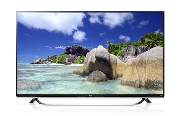"TV LG 49"" 49UF850V LED SUPER ULTRA HD 4K SMART WEBOS 2.0 CINEMA 3D WI-FI 1600 PMI USB REFURBISHED HDMI"