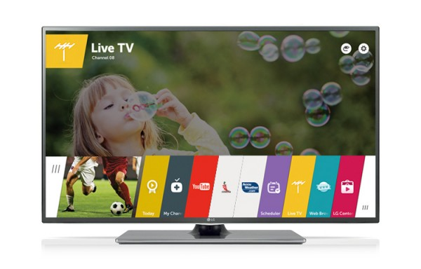 "TV LG 50"" 50LF652V LED FULL HD SMART WIFI 3D WEBOS 2.0 900 PMI USB HDMI SCART REFURBISHED CLASSE A+"