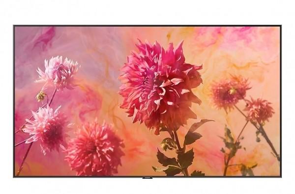 "TV 55"" SAMSUNG QE55Q9FNAT QLED SERIE 9 Q9FN 2018 4K UHD SMART WIFI 3700 PQI USB HDMI REFURBISHED SENZA BASE CON STAFFA A MURO"
