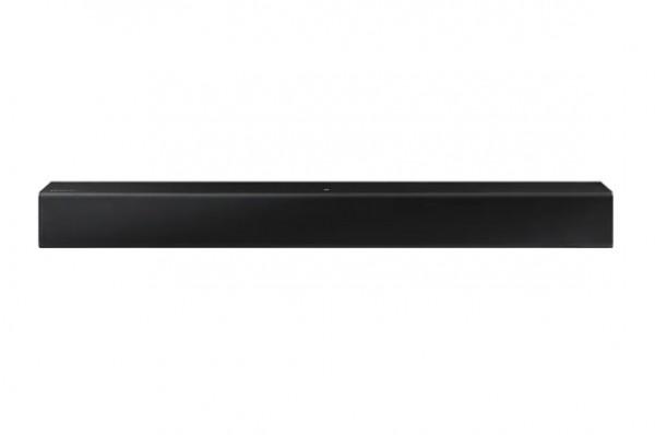 SOUNDBAR SAMSUNG HW T400 2.0 CANALI 40 W 4 ALTOPARLANTI BLUETOOTH NFC REFURBISHED NERO