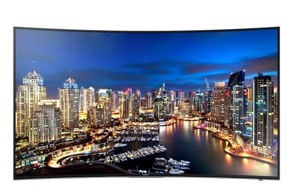 "TV 55"" SAMSUNG UE55HU7200 LED SERIE 7 CURVO 4K ULTRA HD SMART WIFI 800 HZ USB REFURBISHED HDMI"