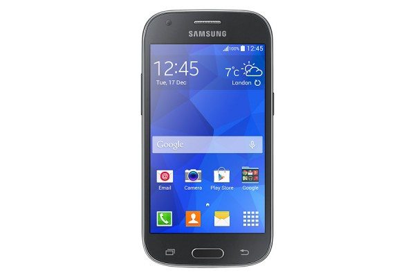 """SMARTPHONE SAMSUNG ACE 4 SM G357 4.3"""" SUPER AMOLED QUAD CORE 4G LTE WIFI 8 GB 5 MP ANDROID REFURBISHED GRAY"""