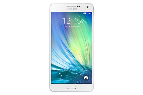"SMARTPHONE SAMSUNG GALAXY A7 SM A700F 16 GB OCTA CORE 5.5"" SUPER AMOLED 4G LTE WIFI BLUETOOTH 13 MP REFURBISHED BIANCO"