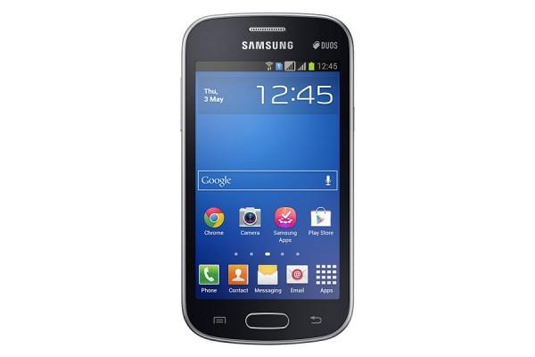 "SMARTPHONE SAMSUNG GALAXY TREND LITE DUAL SIM GT S7392 4"" 4 GB WIFI BLUETOOTH ANDROID REFURBISHED NERO"