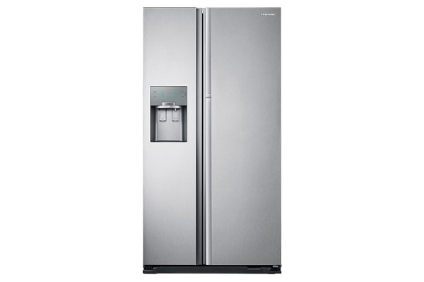 FRIGORIFERO SAMSUNG SIDE BY SIDE RH56J6918SL / RH57H90707F INOX 555 L NO FROST DISPENSER ACQUA E GHIACCIO DIGITAL INVERTER DISPLAY LED REFURBISHED CLASSE A++