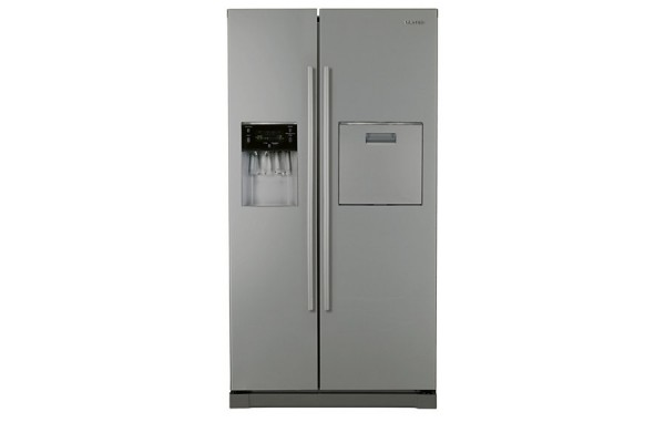 FRIGORIFERO SAMSUNG SIDE BY SIDE RSA1ZHMG INOX 484 L NO FROST DISPENSER ACQUA E GHIACCIO DISPLAY LED REFURBISHED CLASSE A+