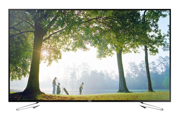 TV 75'' SAMSUNG UE75H6400 LED SERIE 6 FULL HD SMART WIFI 3D 400 HZ DVB-T / C USB HDMI SCART REFURBISHED CLASSE A+