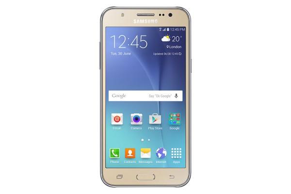 "SMARTPHONE SAMSUNG GALAXY J5 SM J500F 8 GB QUAD CORE 5"" SUPER AMOLED 4G LTE WIFI BLUETOOTH 13 MP ANDROID REFURBISHED ORO"