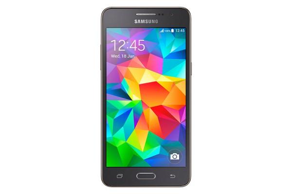 """SMARTPHONE SAMSUNG GALAXY GRAND PRIME SM G530F 5"""" 4G LTE QUAD CORE 8 GB 8 MP WI-FI ANDROID REFURBISHED GRAY"""