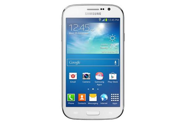 "SMARTPHONE SAMSUNG GALAXY GRAND NEO GT I9060 BIANCO 5"" QUAD CORE 3G WIFI 8 GB 5 MP REFURBISHED ANDROID"