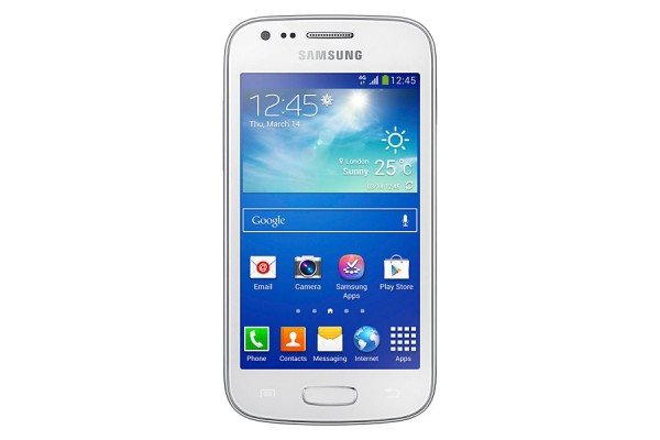 SMARTPHONE SAMSUNG GALAXY ACE 3 GT S7275 8 GB DUAL CORE 4G LTE WIFI BLUETOOTH 5 MP REFURBISHED BIANCO