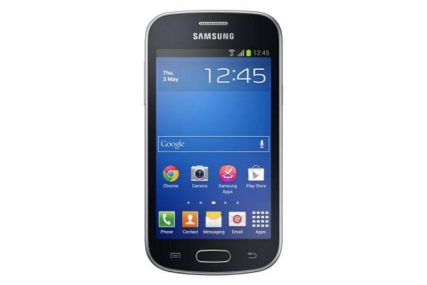 "SMARTPHONE SAMSUNG TREND LITE GT S7390 4"" 4 GB WIFI BLUETOOTH 3 MP ANDROID REFURBISHED NERO"