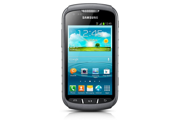 SMARTPHONE SAMSUNG GALAXY X COVER 2 GT S7710 5 MP 4 GB DUAL CORE WI-FI BLUETOOTH ANDROID REFURBISHED NERO / SILVER