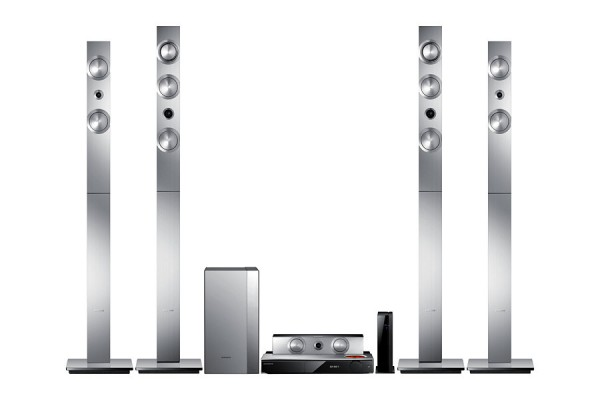HOME THEATRE SAMSUNG HT F9750W 7.1 CANALI 1330 W BLU RAY 3D DOLBY DIGITAL PLUS CD RIPPING WIFI BLUETOOTH REFURBISHED HDMI