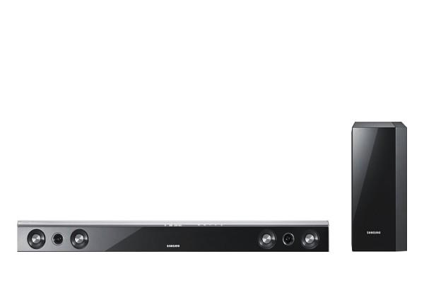 SOUNDBAR / SPEAKER BAR SAMSUNG HW C450 2.1 CANALI 280 W WIRELESS DOLBY DIGITAL CRYSTAL SOUND REFURBISHED NERO