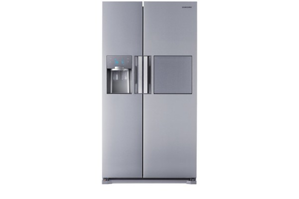 FRIGORIFERO SAMSUNG SIDE BY SIDE RS7778FHCSR SERIE HM12 INOX 543 L NO FROST PREMIUM DIGITAL INVERTER DISPENSER ACQUA E GHIACCIO REFURBISHED CLASSE A++