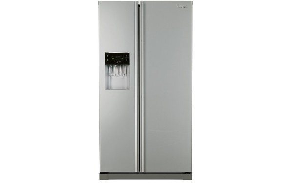 FRIGORIFERO SAMSUNG SIDE BY SIDE RSA1UTTC NO FROST DISPENSER ACQUA + GHIACCIO CLASSE A+ REFURBISHED SILVER