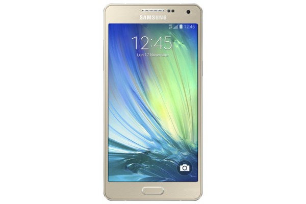 SMARTPHONE SAMSUNG GALAXY A5 SM A500F QUAD CORE SUPER AMOLED 16 GB 4G LTE 13 MP REFURBISHED GOLD