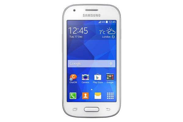 "SMARTPHONE SAMSUNG GALAXY ACE STYLE SM G310H 4"" 3G WIFI 4 GB DUAL CORE 5 MP ANDROID REFURBISHED BIANCO"