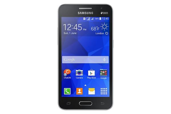 "SMARTPHONE SAMSUNG GALAXY CORE 2 SM G355H DUAL SIM 4 GB QUAD CORE 4.5"" WIFI BLUETOOTH 5 MP ANDROID REFURBISHED NERO"